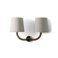 Holden | Bathroom Large Holden Wall Light | Wall lights | Porta Romana