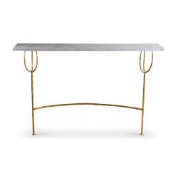Logan Hall Table | Console tables | Porta Romana