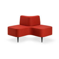 Ripple   Elementos asientos modulares   Sedes Regia