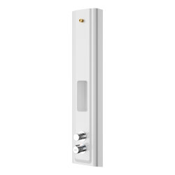F5S Therm MIRANIT shower panel   Shower controls   Franke Water Systems