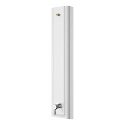 F5L Mix MIRANIT shower panel   Shower controls   Franke Water Systems