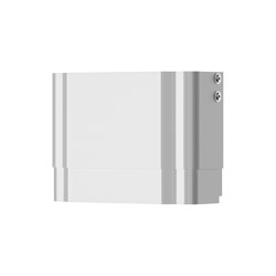 F5 Housing extension for F5 shower panels made of MIRANIT      Franke Water Systems