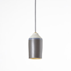 Morandi Dark Grey (narrow) | Suspended lights | Hand & Eye Studio