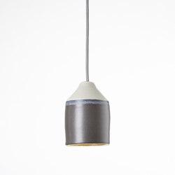 Morandi Dark Grey (wide) | Suspended lights | Hand & Eye Studio