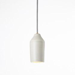 Morandi Light Grey (narrow) | Suspended lights | Hand & Eye Studio