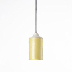 Morandi Yellow (narrow)   Suspended lights   Hand & Eye Studio