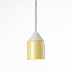 Morandi Yellow (wide) | Suspensions | Hand & Eye Studio