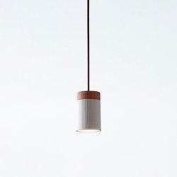 Rigatoni Bone (small) | Suspended lights | Hand & Eye Studio