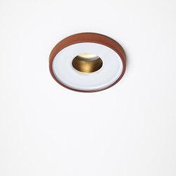 Terra Spot IP44 | Lampade parete incasso | Hand & Eye Studio