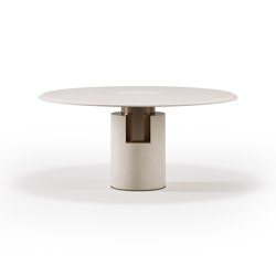 Alba | Dining tables | Paolo Castelli