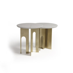 Arche coffee tables | Tables d'appoint | Paolo Castelli