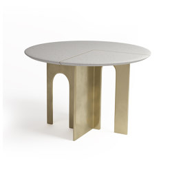 Arche dining table | Dining tables | Paolo Castelli