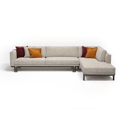 Dromo sofa angular   Sofas   Paolo Castelli