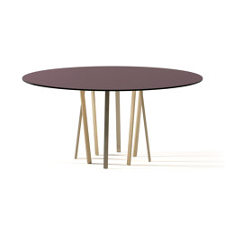 For Hall table circle | Tables de repas | Paolo Castelli