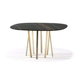 For Hall table squircle | Tables de repas | Paolo Castelli
