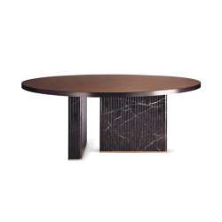 Nettuno dining table | Tables de repas | Paolo Castelli