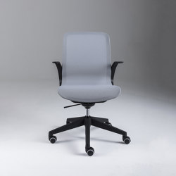 SmartLight   Bürodrehstühle   Luxy
