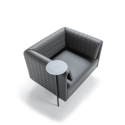 Klint (quilted back) | Armchairs | Kastel
