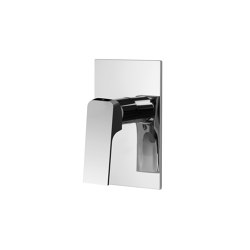Fit F3383/1 | Single lever bath and shower mixer for concealed installation | Shower controls | Fima Carlo Frattini