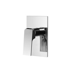 Fit F3389X1 | Single lever bath and shower mixer for concealed installation | Shower controls | Fima Carlo Frattini