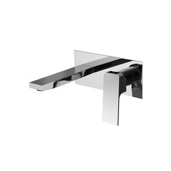 Fit F3391X5 | Wall mounted wash basin mixer | Wash basin taps | Fima Carlo Frattini