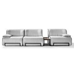 Bamboo sofa | Canapés | black tie