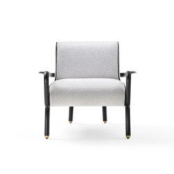 Girò armchair | Armchairs | black tie