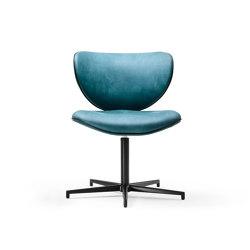 Kalida office chair | Stühle | black tie