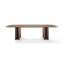 Alan botte legno | Dining tables | Porada