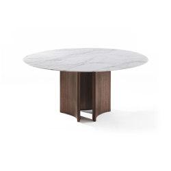 Alan tondo marmo | Tavoli pranzo | Porada