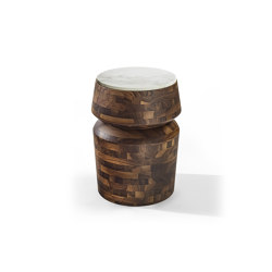 Bouchon marmo | Side tables | Porada