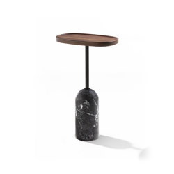 Ekero oval | Side tables | Porada