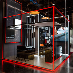 Light Contours | Exhibition systems | MODULAP