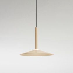 Milana 32 Beige | Lámparas de suspensión | Marset