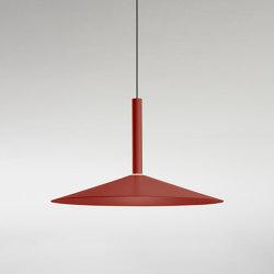 Milana 47 Red | Suspended lights | Marset