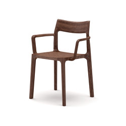 Molloy Chair with Arms   Chaises   nau design