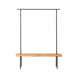 Oak 01 Coat Rack | Bancos | weld & co