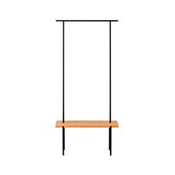 Oak 01 Coat Rack | Benches | weld & co