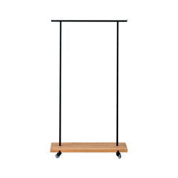 Oak 01 Clothes Rack | Coat racks | weld & co