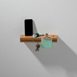 Oak 01 Key Holder   Key cabinets / hooks   weld & co