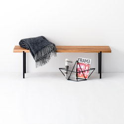 Oak 01 Bench   Benches   weld & co