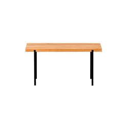 Oak 01 Bench | Benches | weld & co