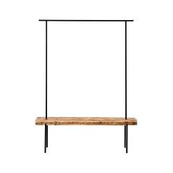 Reclaimed Wood 01 Coat Rack | Bancos | weld & co