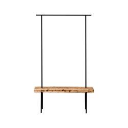 Reclaimed Wood 01 Coat Rack | Benches | weld & co