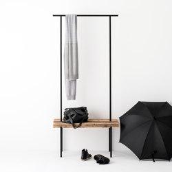 Reclaimed Wood 01 Coat Rack | Panche | weld & co