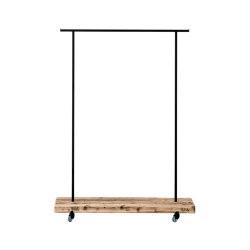 Reclaimed Wood 01 Clothes Rack | Coat racks | weld & co