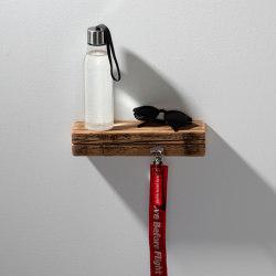 Reclaimed Wood 01 Key Holder | Key cabinets / hooks | weld & co