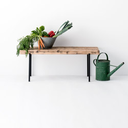 Reclaimed Wood 01 Bench | Benches | weld & co