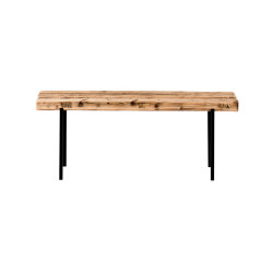 Reclaimed Wood 01 Bench | Bancos | weld & co