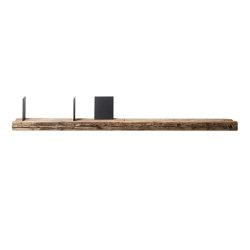 Reclaimed Wood 01 Wall Shelf | Shelving | weld & co